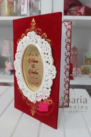 Wedding Invitation Elegan Terbaru Hanya Ada Di Anaria Wedding