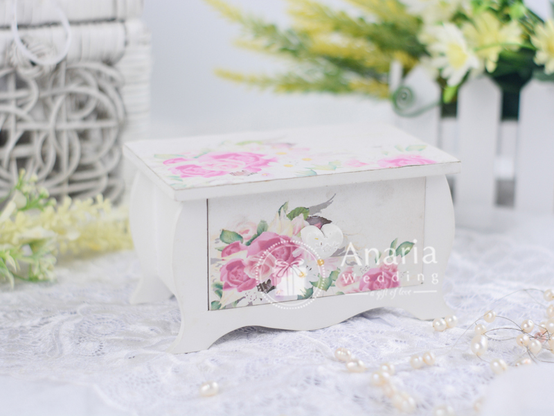 Souvenir Desk Drawer  Flower