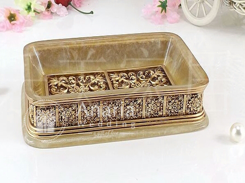 Souvenir Resin Soap Holder