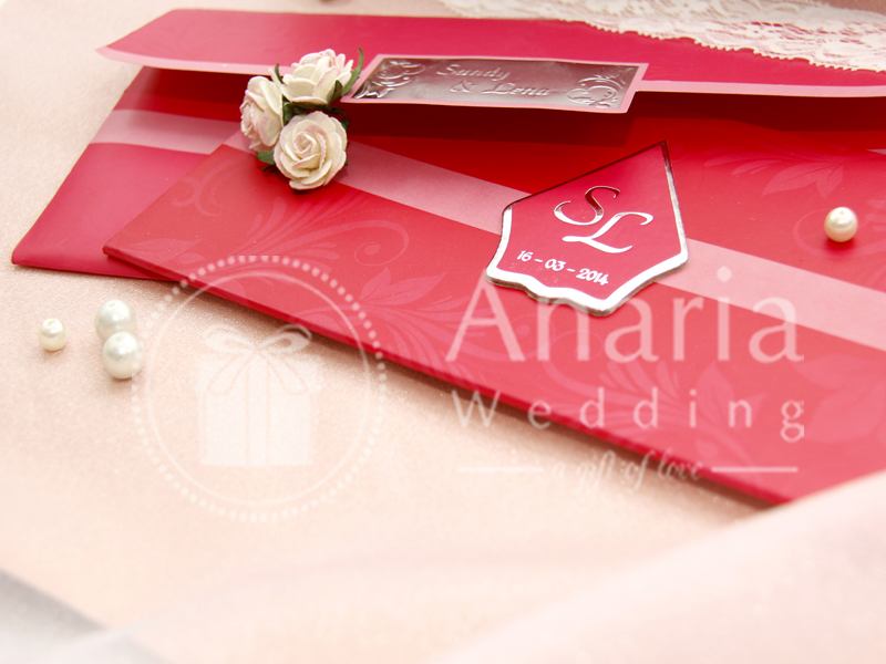 Wedding Invitations Sandy Dan Lena
