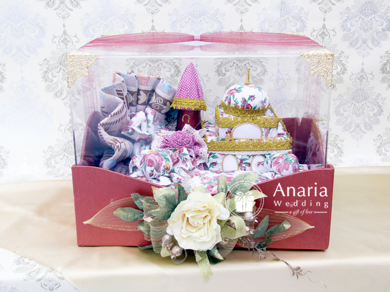 Sewa Box Hantaran Exclusive