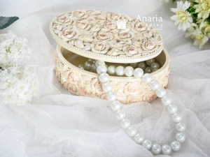 Souvenir Exclusive Rose Pink Jewelry Holder