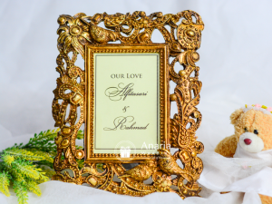 Souvenir Mewah Bird Of Heaven Photo Frame